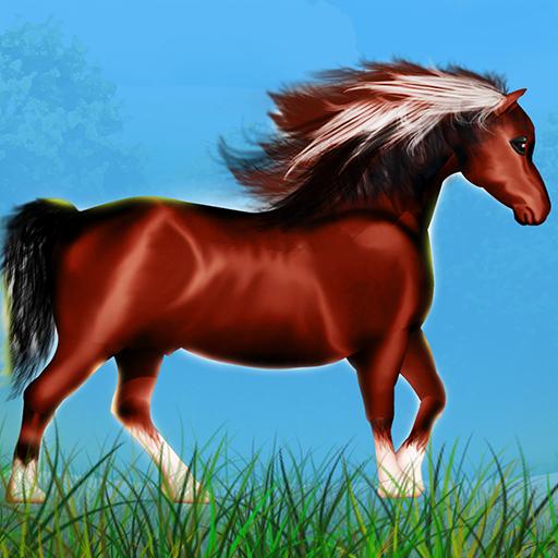 Pferd Pony wilden Agilität Rennen: der Wald gefährlichen Weg - Gratis-Edition (Reiter 5 7)