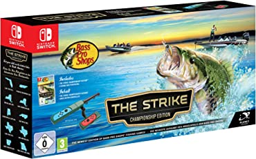 Bass Pro Shops The Strike (Bundle) (Switch)