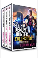 The Unlikeable Demon Hunter Collection: Books 1-3: A Devilishly Funny Urban Fantasy Romance (Nava Katz Box Set Book 1) Kindle Edition