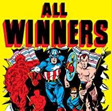 All-Winners Comics (1941-1946) (Collections) (4 Book Series)