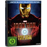 Iron Man - Trilogie (Steelbook inkl. exklusivem Iron Man Comic)