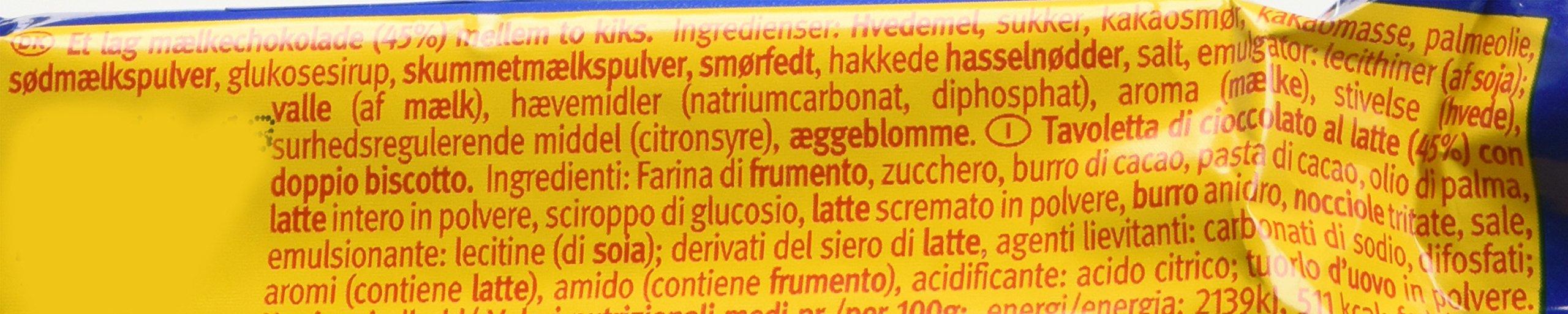 Bahlsen, Pasticceria Snack 4 Pick Up Choco - [confezione da 6] 4 spesavip