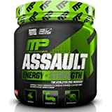 Muscle Pharm Assault Pre Workout   345g  Strawberry Ice