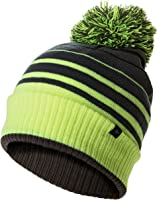 SEALSKINZ 100 Percent Waterproof, Windproof and Breathable Bobble Hat Ideal for Walking, Fishing, Hiking, Climbing, Road Cycling, Mountain Biking MTB and Activities in Cold Weather Conditions