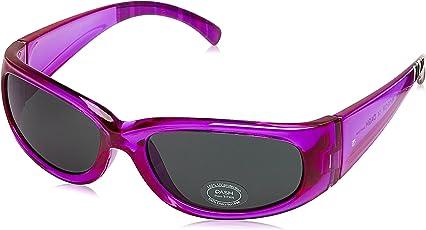 Dash UV Protected Sport Unisex Sunglasses - (SDS014BA|51|Black Color)