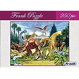 Frank Dinosaur Country Puzzle, Multicolor (250 Pieces) (34501)