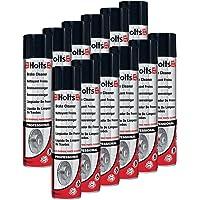Holts 0131 Lot de 12 nettoyants pour Freins en Spray 600 ML