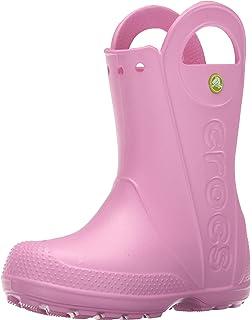 Crocs Handle It Rain Boot K Botas de Agua Unisex Ni/ños