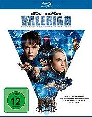 Valerian - Die Stadt der tausend Planeten [Blu-ray]