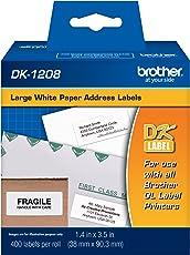 Brother DK-1208 Large Address Paper Label Roll