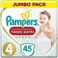 Pampers Premium Protection Pants Größe 4, 2 x 45 Windeln