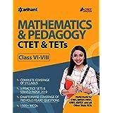 CTET & TETs for Class 6 to 8 Mathematics & Pedagogy 2019 (Old Edition)