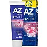 AZ 3DWhite Sbiancante Ultra White Dentifricio, Bianco Brillante, 75 ml
