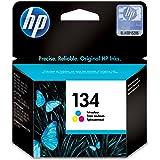 خرطوشة طباعة ثلاثة ألوان HP 134 Tri-colour Inkjet