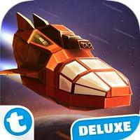 Rennen Auf Weltraumschiff 3D - Planet Delta