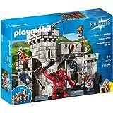 Playmobil Knights - 5670-Citadelle Des Chevaliers Avec Troll