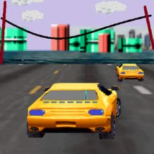 Finish Line Race Car