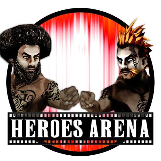 Heroes Arena - Ultimate Arcade Fighter -