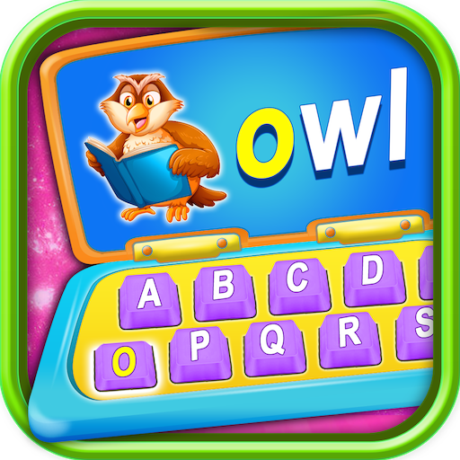 Kids Computer - Alphabet, Number...