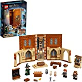 LEGO Harry Potter Lezione di Trasfigurazione a Hogwarts, Playset da Collezione Portatile in Custodia da Viaggio, 76382