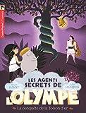 Les agents secrets de l'Olympe, Tome 7 : La conquête de la toison d'or