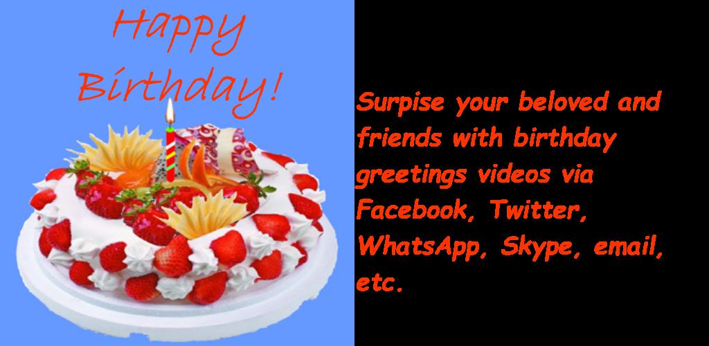 Image of Happyland Birthday Greetings
