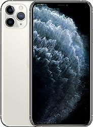 Apple iPhone 11 Pro Max Akıllı Telefon, 64 GB, Gümüş