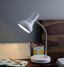 Beverly studio Flexible White Study lamp
