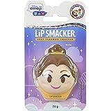Lip Smacker - Disney Emoji Flip Balms Collection - Burrocacao Belle per Bambini - Gusto di Rosa - Dolce Regalo per i Tuoi Ami