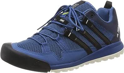 Adidas Terrex Solo BB5562 Homme Baskets Bleu