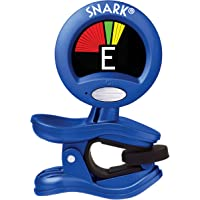Snark SN1X Clip on Chromatic Guitar Tuner - Blue