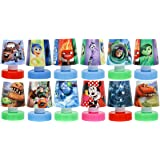 Shopkooky Cartoon Printed LED Night Lamps Perfect for Your Kids Room / Return Gift / Birthday Gifts Online (Pack of 12)