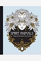 Spirit Animals Coloring Book (Colouring Books) Hardcover