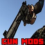 Rifle and Pistol Model Gun Mod for MCPE