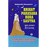 Brihat Parasara Hora Sastra of Maharshi Parasara, Vol. I & II