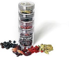 Gin Flight Gewürze zum Verfeinern von Gin Tonic, 1er Pack (1 x 12 g)