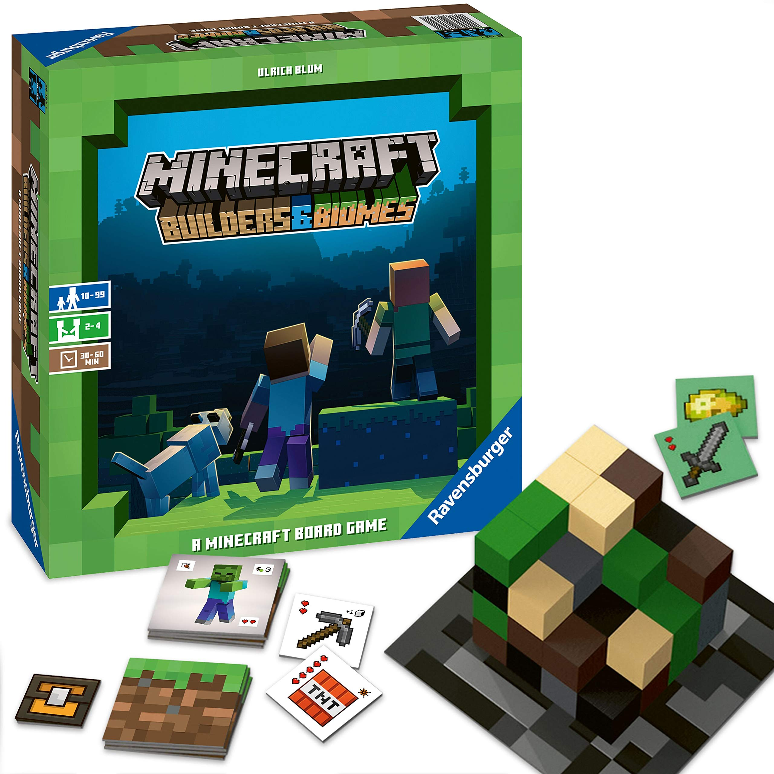 Ravensburger – Minecraft (26132)