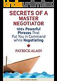 Secrets of a Master Negotiator (Rupa Quick Reads)