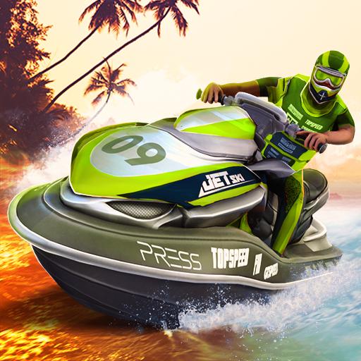 Top Boat: Racing Simulator 3D (Team-grafik Race)