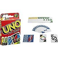 Mattel Uno Playing Card Game + Mattel Phase 10 Card Game