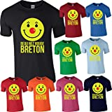 Keep Calm It's Red Nose Day T-Shirt,Charity Money at Home, School and Work Benefits, Emoji Funny Comic Relief top