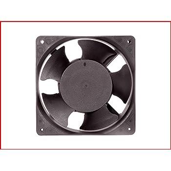MAA-KU Exhaust Fan, 4.75-inch (Black)