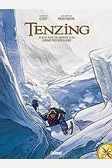 Tenzing : Sur le toit du monde avec Edmund Hillary (Explora) Format Kindle