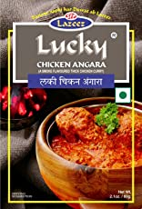 Lucky Masale Chicken Angara Masala 60g - Pack of 2