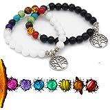 Piedras Chakras, Pulsera Chakras piedras naturales, Piedras energéticas, Pulseras energéticas, pulseras chakras, Piedras prot