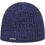Stetson Berretto Beanie Darco Wool Donna/Uomo - Lavorato a Maglia Invernale con Fodera Autunno/Inverno