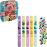 LEGO Dots 41913 La Méga-Boîte de Bracelets, Activité Manuelle et Loisirs Créatifs, Kit Bricolage Enfant et Breloque Surprise