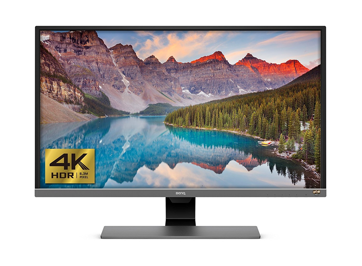 BenQ – Monitor (Eye-Care, Brillo Inteligente Plus)