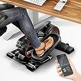 Beursprimeur 2020! Mini hometrainer met app, stepper DFX100 crosstrainer voor beweging op kantoor, dagelijks gebruik en thuis