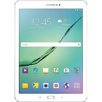 """Samsung SM-T810NZWEDBT Galaxy Tab S2 Tablet, Display da 9.7"""", 3 GB RAM, Memoria 32 GB, Processore Octa-Core, Bianco"""